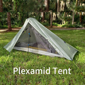 Zpacks- Plexamid Tent